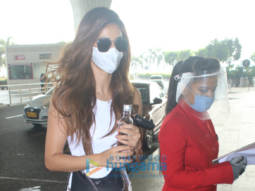 Photos: Disha Patani, Ankita Lokhande, Gurmeet Choudhary and others snapped at the airport