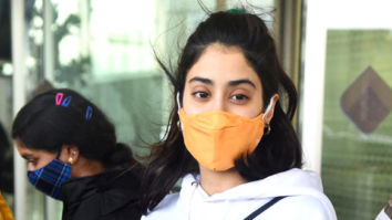 Photos: Janhvi Kapoor, Anil Kapoor, Karishma Tanna and others snapped at the airport