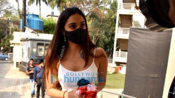 Photos: Kiara Advani snapped at PVR, Juhu
