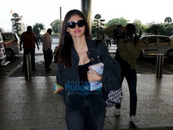 Photos: Mouni Roy, Alia Bhatt and Siddhant Chaturvedi snapped at the airport