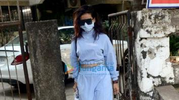 Photos: Patralekha snapped at Kromakay salon in Juhu