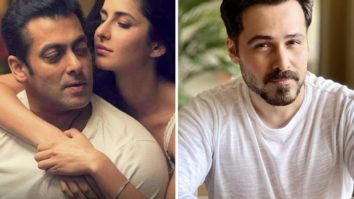 Salman Khan, Katrina Kaif, Emraan Hashmi attend puja at YRF before Tiger 3 starts shooting
