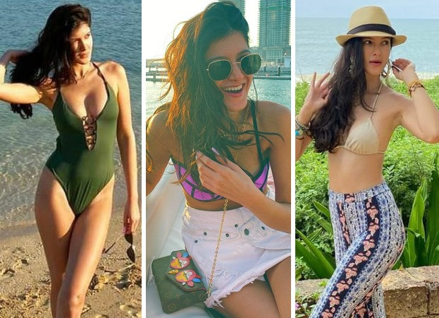 Shanaya Kapoor loves the beaches and her Instagram is thriving in swimsuits and bikinis