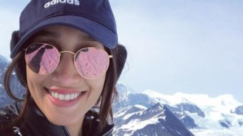 Shreya Chaudhry shares throwback pictures from her trip to Alaska with family