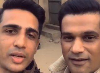 Sohum Shah takes social media tips from his Fallen co-star Gulshan Devaiah in a fun conversation
