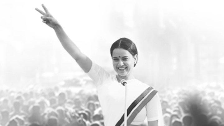 Thalaivi Motion Poster Kangana Ranaut