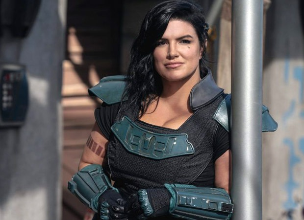 The Mandalorian star Gina Carano fired from the series over controversial social media posts