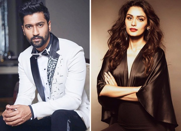 Vicky Kaushal and Manushi Chhillar's next with Yash Raj Films gets a title