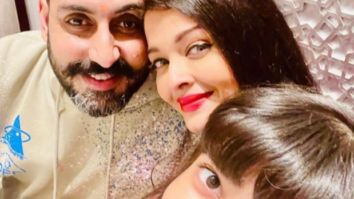 Aaradhya Bachchan steals the limelight in Aishwarya Bachchan's birthday post for Abhishek Bachchan