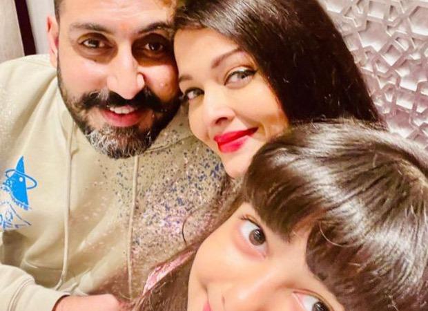 Aaradhya Bachchan steals the limelight in Aishwarya Bachchan's birthday post for Abhishek Bachchan