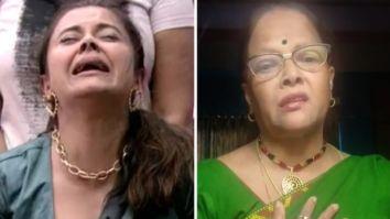 Bigg Boss 14: Devoleena Bhattacharjee loses her calm; actress' mother shares an emotional video message
