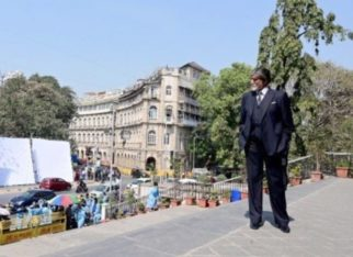 46 Years later, Amitabh Bachchan is reminded of Deewar as he shoots for MayDay; here's why