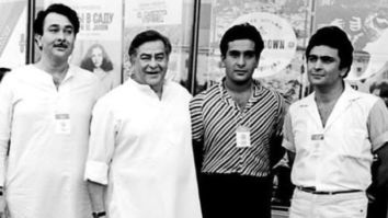 """""""Broken but strong""""- Kareena Kapoor Khan mourns Rajiv Kapoor's demise with a rare throwback picture"""
