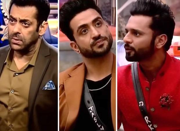 Bigg Boss 14: Salman Khan confronts Aly Goni, Rahul Vaidya for criticising Rakhi Sawant over Rs 14 lakh task