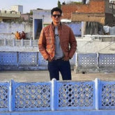 Vijay Varma revisits his childhood home in Rajasthan while shooting for web series Fallen