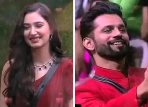 Disha Parmar enters Bigg Boss 14 on Valentine's Day weekend; responds to Rahul Vaidya's marriage proposal