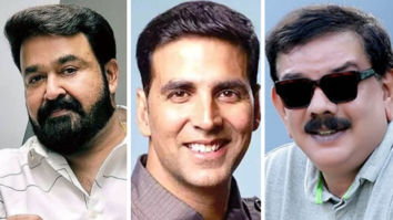 Fan asks Mohanlal to do a film with Akshay Kumar directed by Priyadarshan; he responds