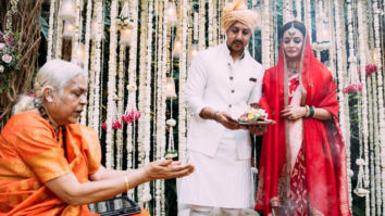 Dia Mirza pens a note of appreciation for the female priest who conducted her wedding with Vaibhav Rekhi
