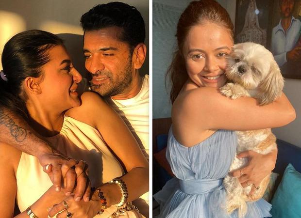 Pavitra Punia, Eijaz Khan, Devoleena get on with the Pawri Ho Rahi Hai trend, watch
