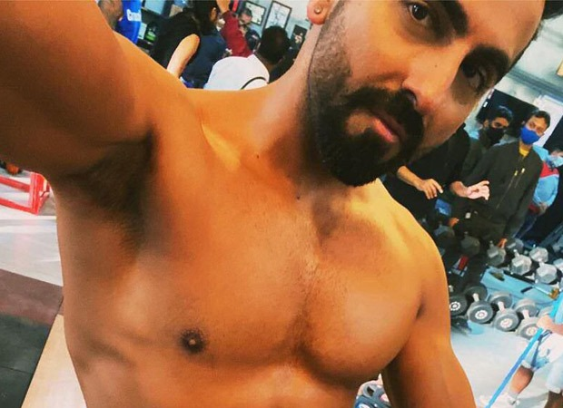 Ayushmann Khurrana shows off his new ripped physique as he announces the release date of Chandigarh Kare Aashiqui
