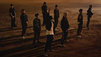 GOT7's Yugyeom joins AOMG and his introduction dance video was a fiery performance on 'Franchise' byTravis Scott, Feat. Young Thug & M.I.A.