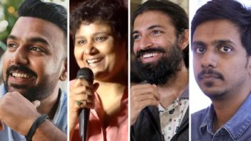 EXCLUSIVE: Pitta Kathalu makers Nag Ashwin, Tharun Bhascker, Nandini Reddy and Sankalp Reddy share hilarious moments from the sets of their film