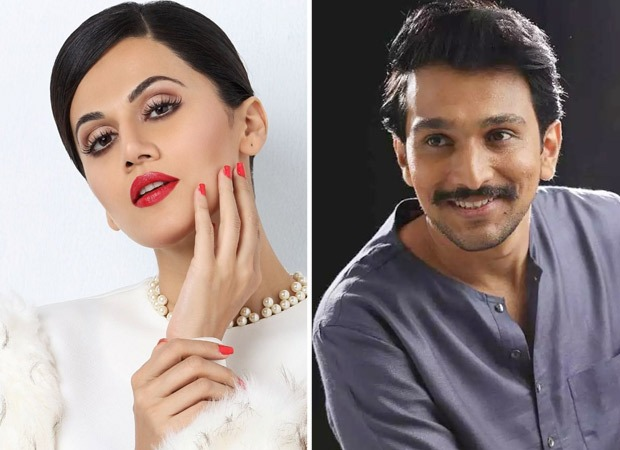 Taapsee Pannu and Pratik Gandhi to go in search of a missing girl in Woh Ladki Hai Kahaan
