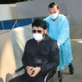 Kapil Sharma spotted on a wheelchair at the airport; fans express concern over his health