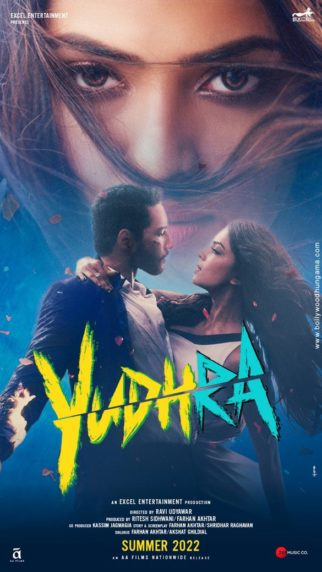 First Look Of The Movie Yudhra
