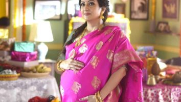 """""""Being a mother, you get a little more attached while shooting such sequences,"""" says Juhi Parmar on Hamariwali Good News' pregnancy track"""