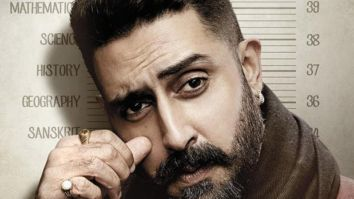 Abhishek Bachchan grows out his beard while shooting for Dasvi in Agra Jail