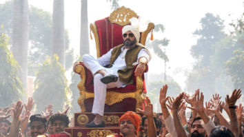 Abhishek Bachchan is a powerful figure as Ganga Ram Chaudhary in new still from Dasvi