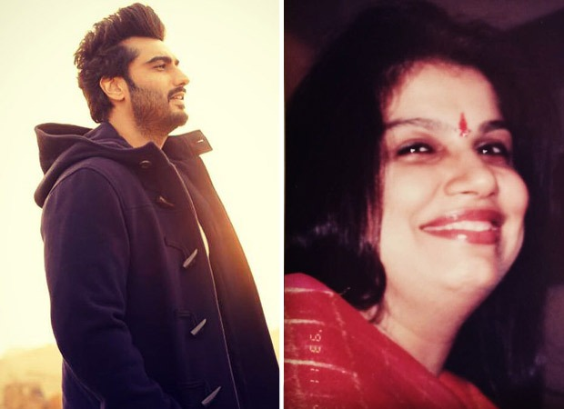 "Arjun Kapoor pens an emotional note for his mother's 9th death anniversary, says, ""On most days I manage but I miss you, come back"""
