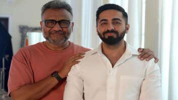 Ayushmann Khurrana wraps the shoot for Anek, pens a heartfelt note
