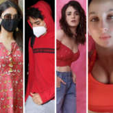 COLOUR OF THE WEEK - RED: Ibrahim Ali Khan, Tamannaah Bhatia & others keep it fiery