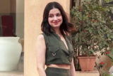 Divya Khosla Kumar spotted at Andheri