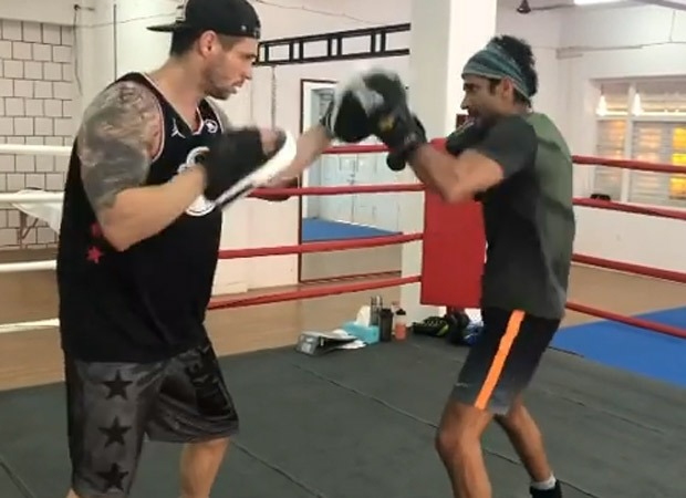 Farhan Akhtar shares a throwback video from 2 years ago when he began training for Toofaan