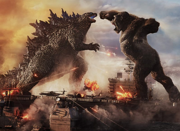 Godzilla vs Kong Box Office Alexander Skarsgard and Millie Bobby Brown starrer collects Rs. 6.4 cr on Day