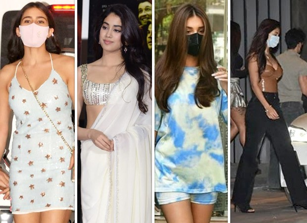 HITS AND MISSES OF THE WEEK: Sara Ali Khan, Janhvi Kapoor stun; Kiara Advani & Disha Patani leave us unimpressed