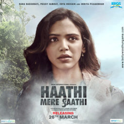 First Look Of Haathi Mere Saathi