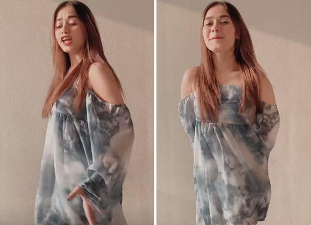 Jannat Zubair shows her carefree dance moves on Darshan Raval and Neeti Mohan's song 'Vilayati Sharaab'