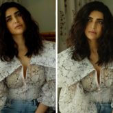 Karishma Tanna's casual attire will spruce up for brunch wardrobe