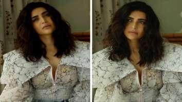 Karishma Tanna's casual attire will spruce up for brunch wardrobe