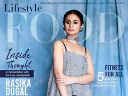 Rasika Dugal On The Cover Of Lifestyle Food