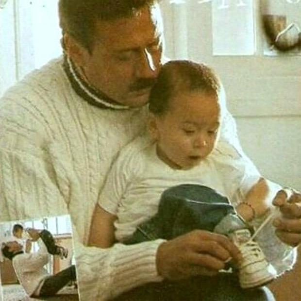 Jackie Shroff shares adorable childhood of Tiger Shroff on his birthday