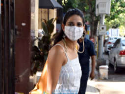Photos: Aahana Kumra snapped in Juhu