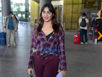 Photos: Kangana Ranaut, Sunny Leone, Vijay Deverakonda and Sapna Chaudhary snapped at the airport