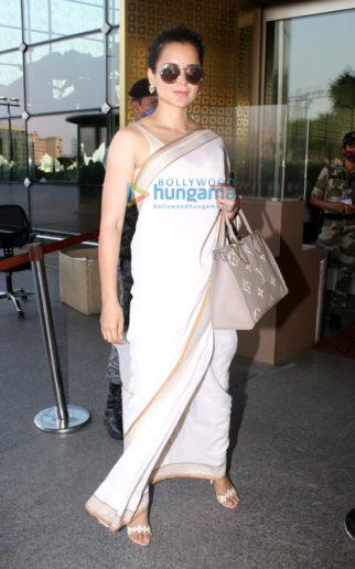 Photos: Kangana Ranaut, Sunny Leone and Vijay Deverakonda snapped at the airport