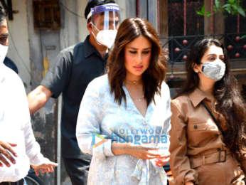 Photos: Kareena Kapoor Khan spotted in Bandra