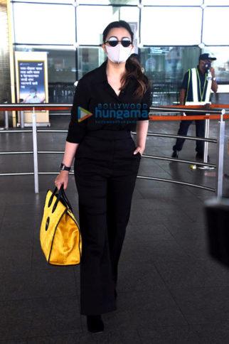 Photos: Parineeti Chopra, Karisma Kapoor and Karishma Tanna snapped at the airport
